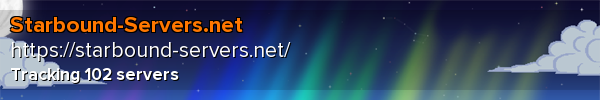 Outbreak Gaming Starbound Server
